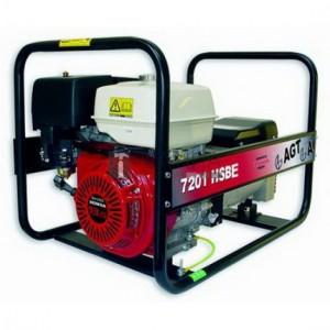 AGT 7201 HSBE RR áramfejlesztő - elektromos indítással