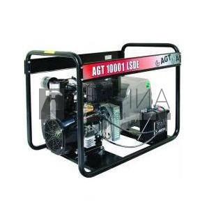 AGT 10001 LSDE dízel áramfejlesztő - elektromos indítással