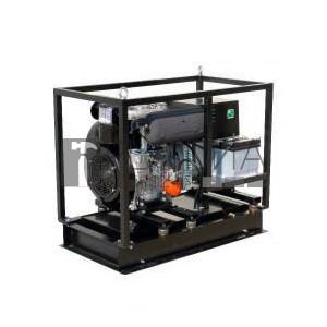 AGT 12001 LSDE dízel áramfejlesztő - elektromos indítással