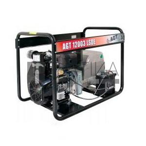 AGT 12003 LSDE dízel áramfejlesztő - elektromos indítással