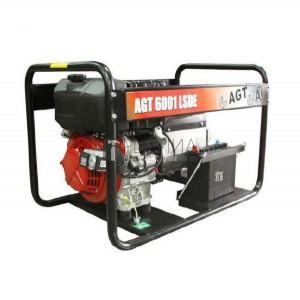 AGT 6001 LSDE dízel áramfejlesztő - elektromos indítással