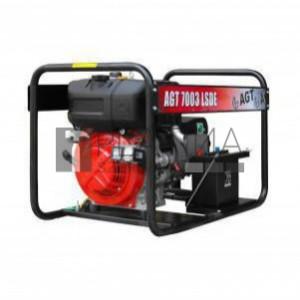 AGT 7003 LSDE dízel áramfejlesztő - elektromos indítással