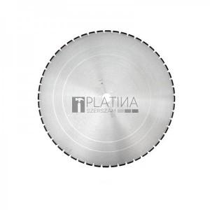 Dr. Schulze BS-WB 650 mm-es gyémánt vágótárcsa (beton, kemény mészhomok)