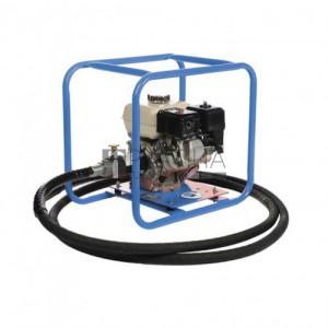 BTHPU Honda benzinmotoros meghajtó egység, hajlékony tengelyes meghajtású búvárszivattyúhoz
