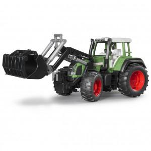 Bruder Fendt Favorit 926 Vario traktor markolóval (02062)