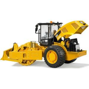 Bruder Caterpillar tömörítőgép előlappal (02450)