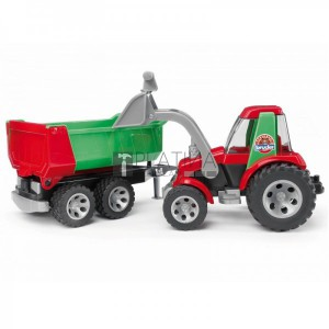 Bruder Roadmax traktor rakodóval (20116)
