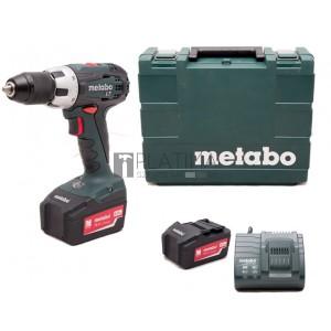 Metabo SB 18 LT akkus ütvefúró- csavarbehajtó (2 x 4.0Ah)
