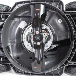 Honda HRX537 VKE önjáró benzines fűnyíró (53cm 3,2kW)