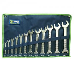 Oaykay Tools 12 részes villáskulcs készlet (6-32 mm)