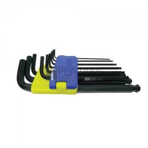 Oaykay Tools hosszú imbuszkulcs készlet (9 részes)