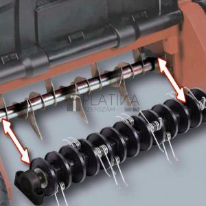 Einhell GE-SC 35 Li Solo akkus gyeplazító-szellőztető