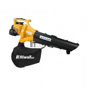 Riwall PRO RPBV 31 benzinmotoros lombszívó/lombfúvó