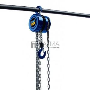 Scheppach CB01 kézi láncos emelő-csörlő