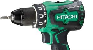 Hitachi-Hikoki DS18DBSL akkus fúró- csavarozó (2 x 5.0Ah) szénkefementes