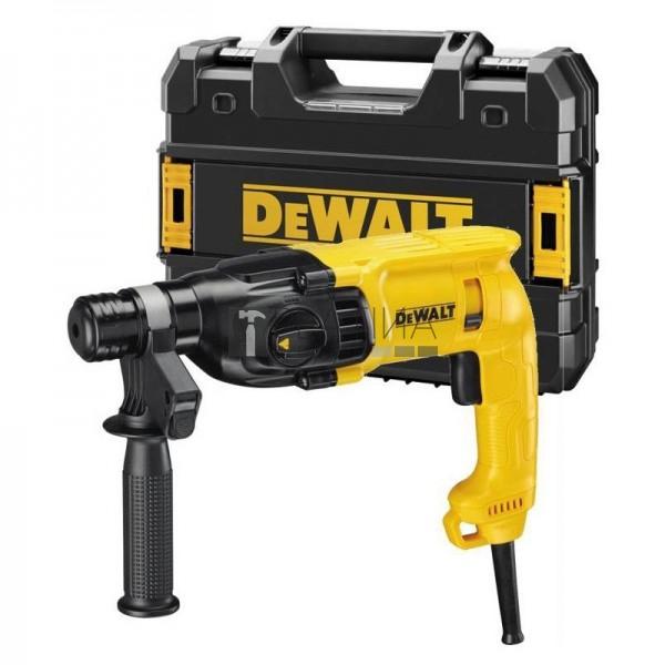DeWalt D25032K-QS SDS-Plus fúrókalapács (710W 2.0J) + koffer
