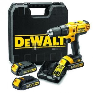 DeWalt DCD776C3-QW akkus ütvefúró-csavarozó (3 x 1,3Ah)