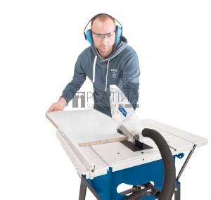 Scheppach HS 81 S Special Edition asztali körfűrész + állvány