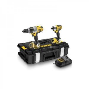 DeWalt 18V-os XR Li-Ion 2 gépes készlet