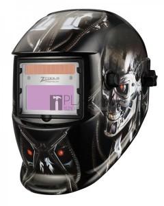Z-Tools automata fejpajzs Wega-500S terminátor mintás