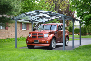 Palram Arcadia 5000 - fedett kocsibeálló 502 x 359 x 242 cm