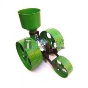 R2 mini farmer rezgőnyelves vetőgép (dupla kerekes, nyél nélkül)
