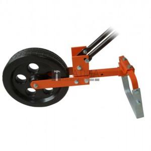 Kézi talajművelő tolókapa (20 cm széles kapa adapterrel)