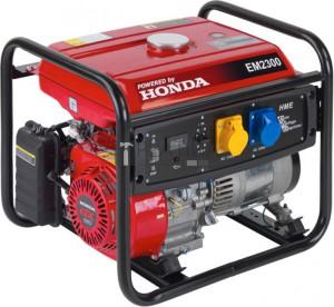 Honda EM 2300 AVR-es áramfejlesztő (2,3 kVA)