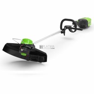 Greenworks GD60LT akkus szegélyvágó kasza indukciós 60V 4.0Ah akkuval