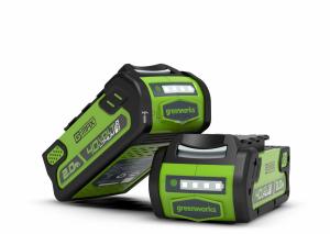 Greenworks G40DT30 akkus gyeplazító indukciós 40V 2.0Ah akkuval