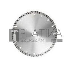 Dr. Schulze gyémánt vágótárcsa 180mm Uni-X10 H10mm (ált. építőanyag)