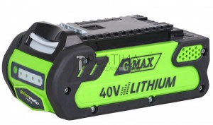 Greenworks G40B2 - Li-Ion akkumulátor 40V 2.0Ah