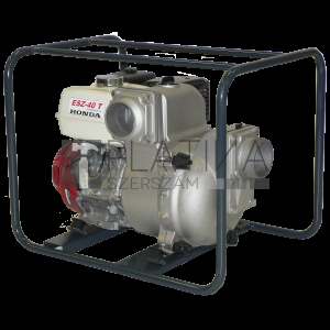 ESZ-40 T szennyvízszivattyú - Powered by Honda