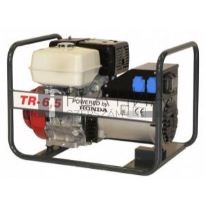 TR-6,5 áramfejlesztő (háromfázisú)
