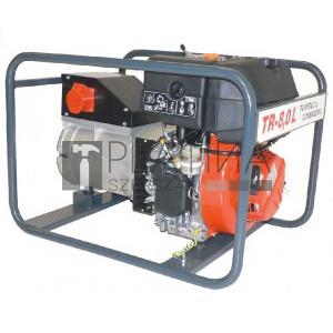 TR-8.0 L dízelmotoros áramfejlesztő
