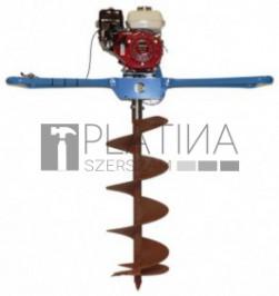 FTF-350 HONDA motoros függőleges talajfúró