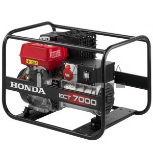 HONDA ECT 7000 áramfejlesztő (három fázisú)