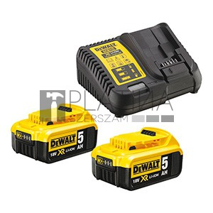 DeWalt DCB115P2-QW XR 18V 5.0Ah akku pakk