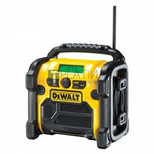 DeWalt DCR019-QW FM/AM kompakt rádió alapgép