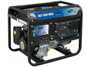 AGT 5001 MSB TTL áramfejlesztő Mitsubishi motorral (4,6kVA)