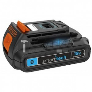 Black & Decker BL1518ST-XJ 18V 1,5 Ah smart tech akkumulátor