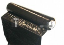 BGS Kraftmann Csomagoló fólia | fekete | 500 mm x 300 m, 23 µm