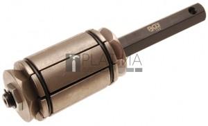 BGS Technic Kipufogócső-tágító | 54 - 87 mm