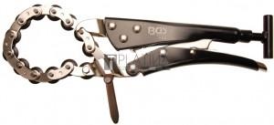 BGS Technic Kipufogócső vágó HSS lánccal | 250 mm