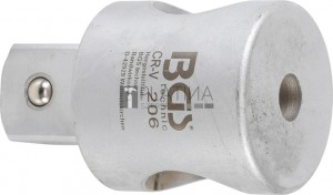 BGS Technic Csúszó adapter a BGS 300-hez-1 | 25 mm (1 )