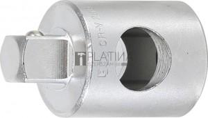 BGS Technic Csúszó adapter hosszabbítókhoz | 10 mm (3/8 )
