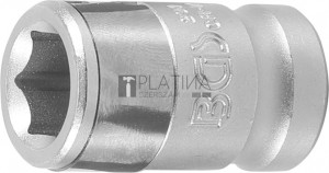 BGS Technic Golyós behajtófej-adapter | 10 mm (3/8 ) - Belső hatszögletű 10 mm (3/8 )