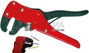 BGS Kraftmann Automatikus csupaszoló fogó | 0,5 - 8 mm² | 175 mm