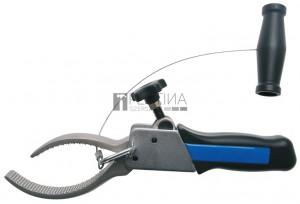 BGS Technic Hűtőrendszer tömlő lehúzó fogó | Ø 45 - 120 mm