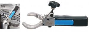 BGS Technic Hűtőrendszer tömlő lehúzó fogó | Ø 24 - 53 mm